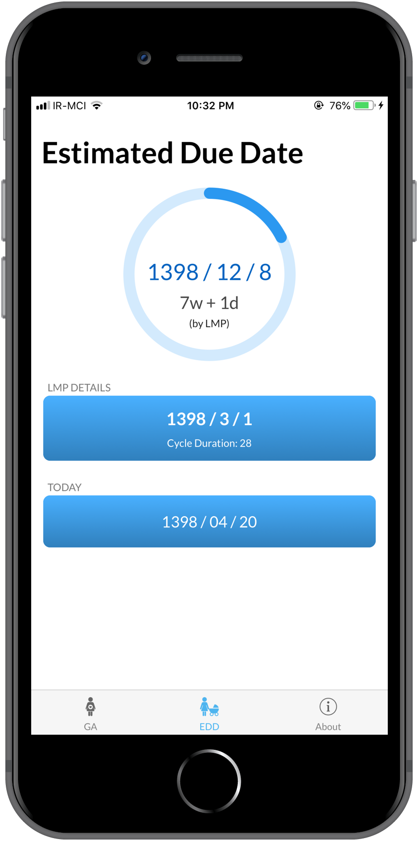 PCalc Screen 5
